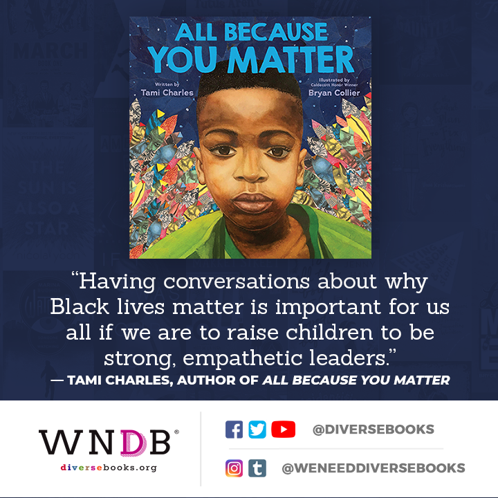 having conversations about why Black lives matter is important for us all if we are to raise children to be strong, empathetic leaders.