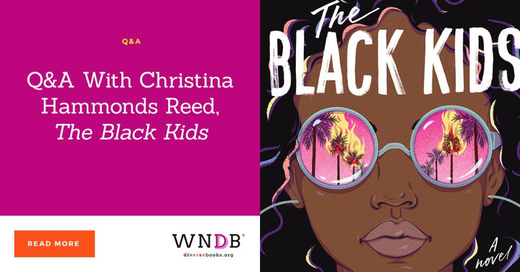 Q&A With Christina Hammonds Reed, The Black Kids