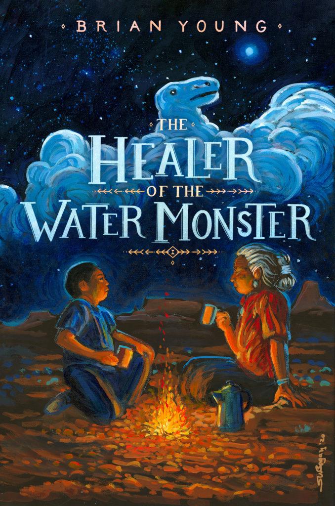 Healer of the Water Monster