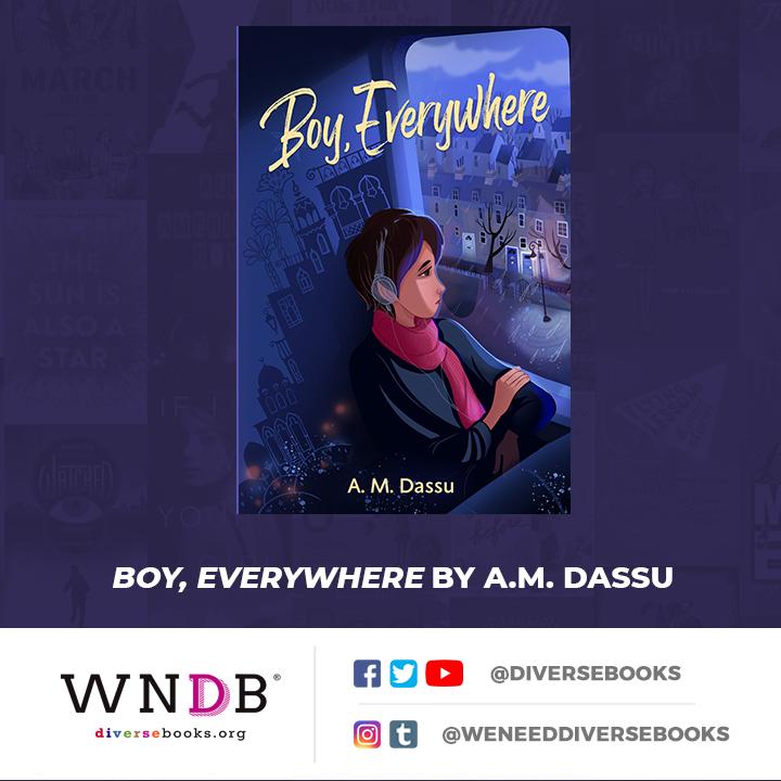 Boy Everywhere book cover