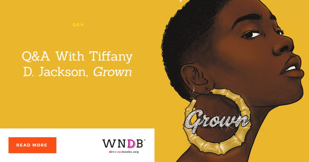 Q&A With Tiffany D. Jackson, Grown