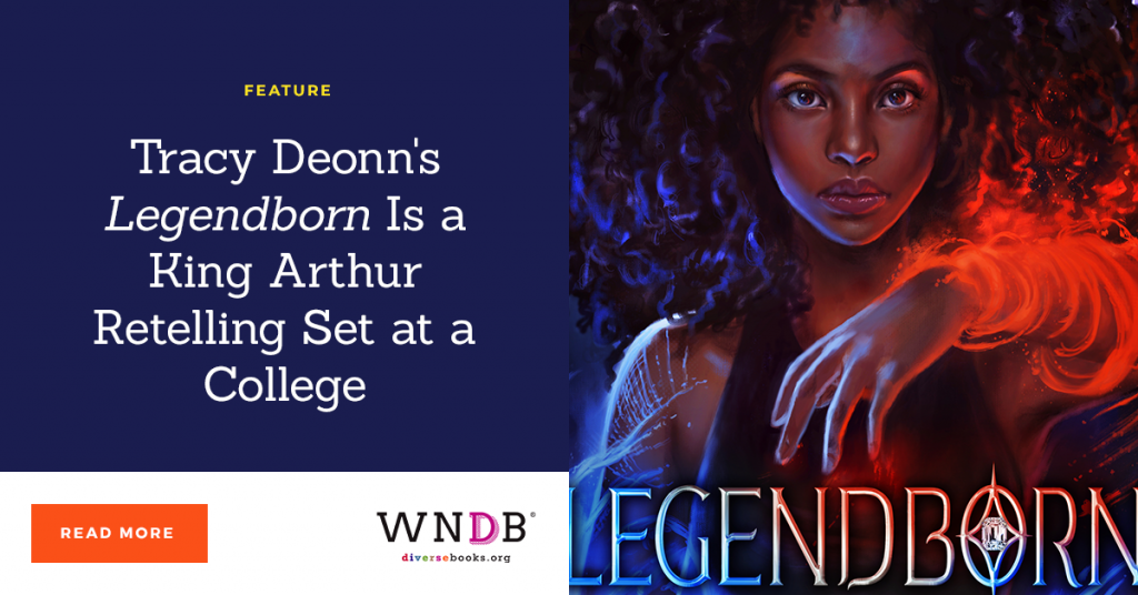 Tracy Deonn's Legendborn Is a King Arthur Retelling Set at a College