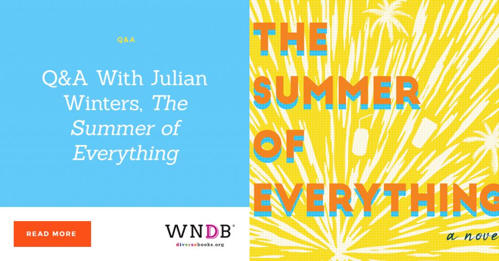 Q&A With Julian Winters, The Summer of Everything