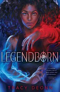 Legendborn by Tracy Deonn cover