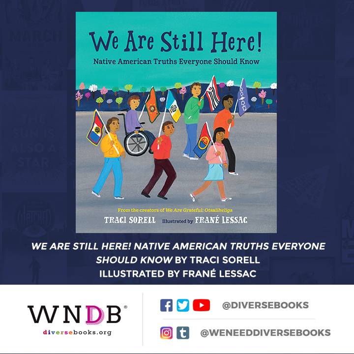 we are still here by traci sorell