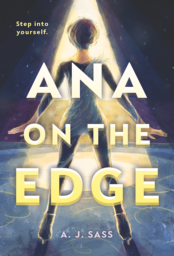Ana on the Edge by A.J. Sass