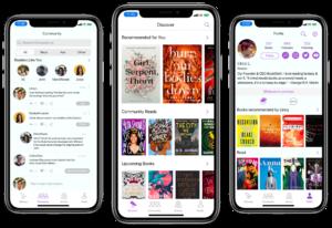 BookSloth iOS App Screenshots