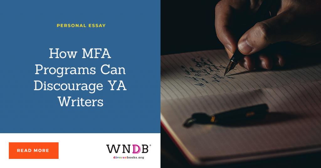 How MFA Programs Can Discourage YA Writers