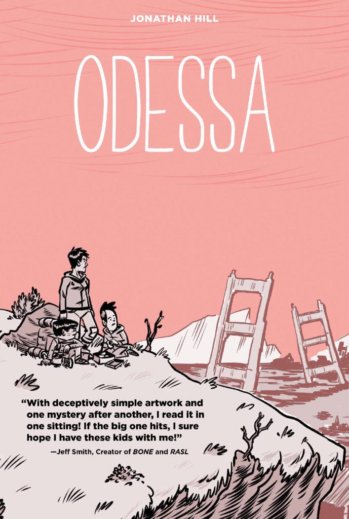 Odessa by Jonathan Hill