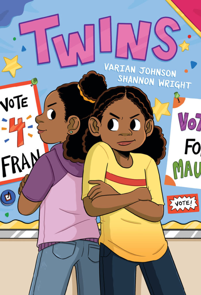Twins by Varian Johnson