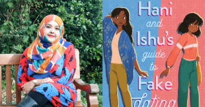 Cover Reveal and Excerpt of Hani and Ishu's Guide to Fake Dating by Adiba Jaigirdar