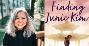 Cover Reveal for Finding Junie Kim by Ellen Oh