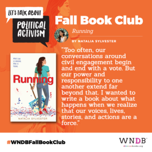 Too often, our conversations around civil engagement begin and end with a vote. But our power and responsibility to one another extend far beyond that. I wanted to write a book about what happens when we realize that our voices, lives, stories, and actions are a force.