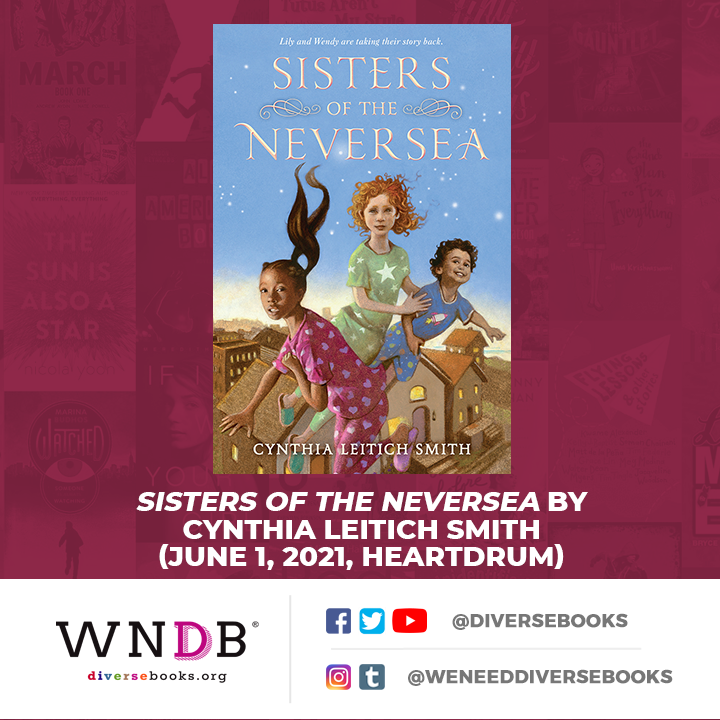 Sisters of the Neversea cover reveal