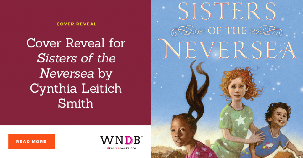 Cover Reveal for Sisters of the Neversea by Cynthia Leitich Smith
