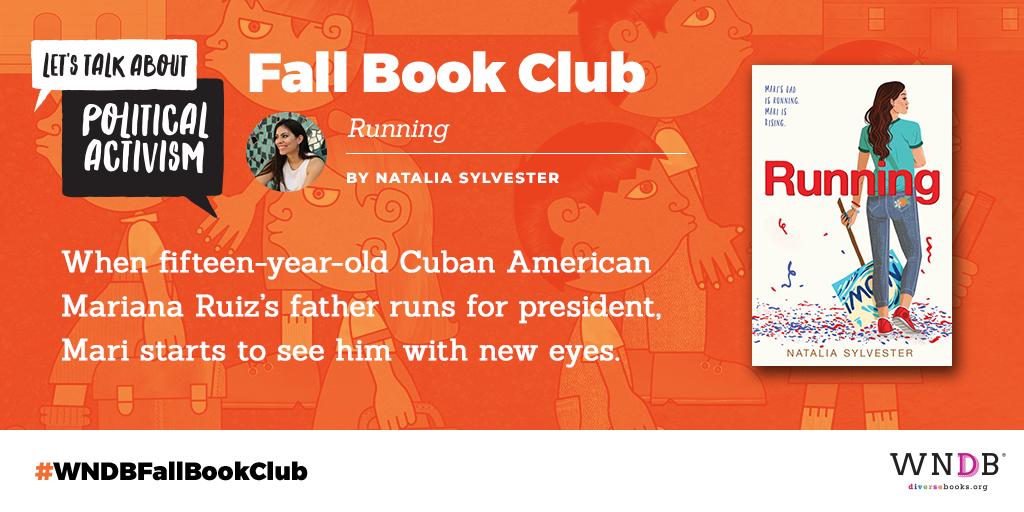 WNDB Fall Book Club: Natalia Sylvester's RUNNING