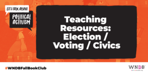 Teaching Resources: Election / Voting / Civics
