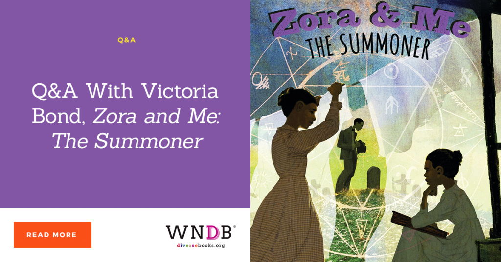 Q&A With Victoria Bond, Zora and Me: The Summoner