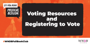 Voting Resources and Registering to Vote