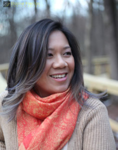 Andrea Wang headshot