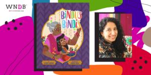 Cover Reveal for Bindu's Bindis by Supriya Kelkar, Illustrated by Parvati Pillai