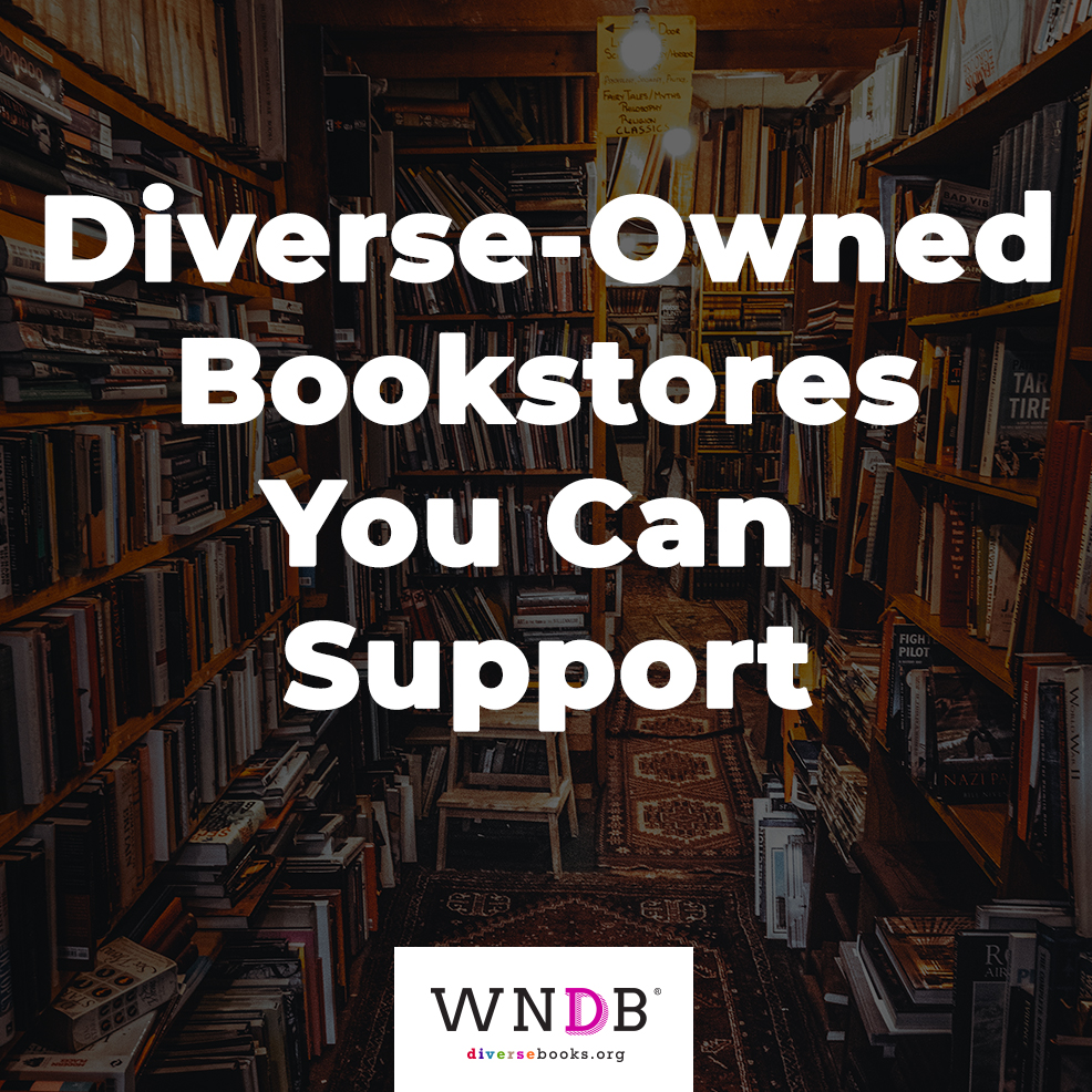 Diverse owned bookstores