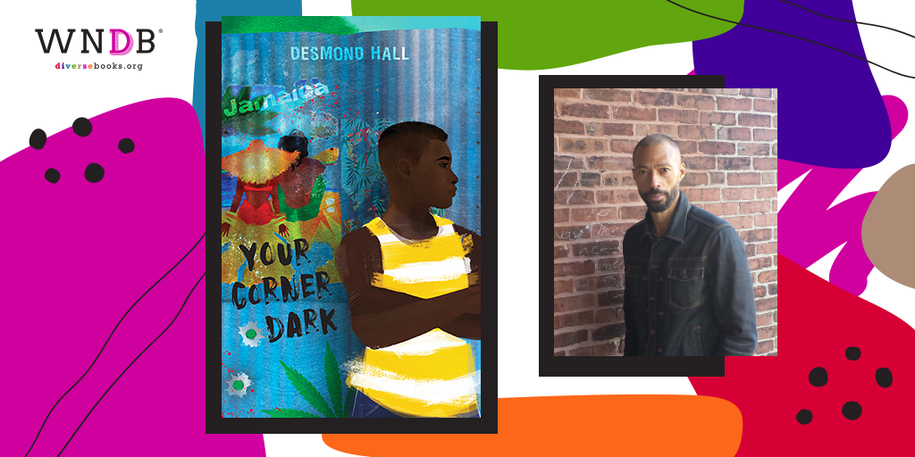 Read an Excerpt From Your Corner Dark by Desmond Hall