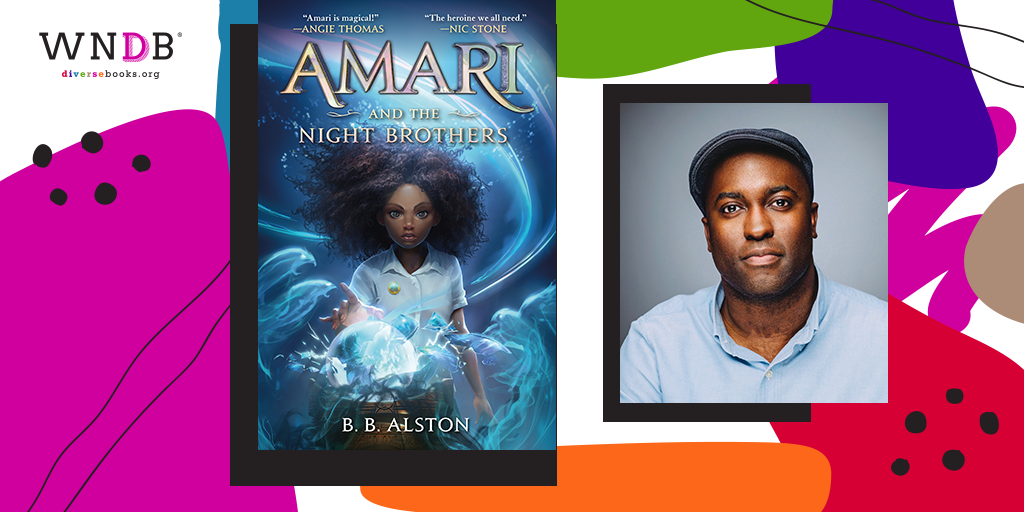 Read an Excerpt of Amari and the Night Brothers by B.B. Alston