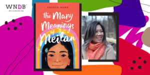 Cover Reveal for The Many Meanings of Meilan by Andrea Wang