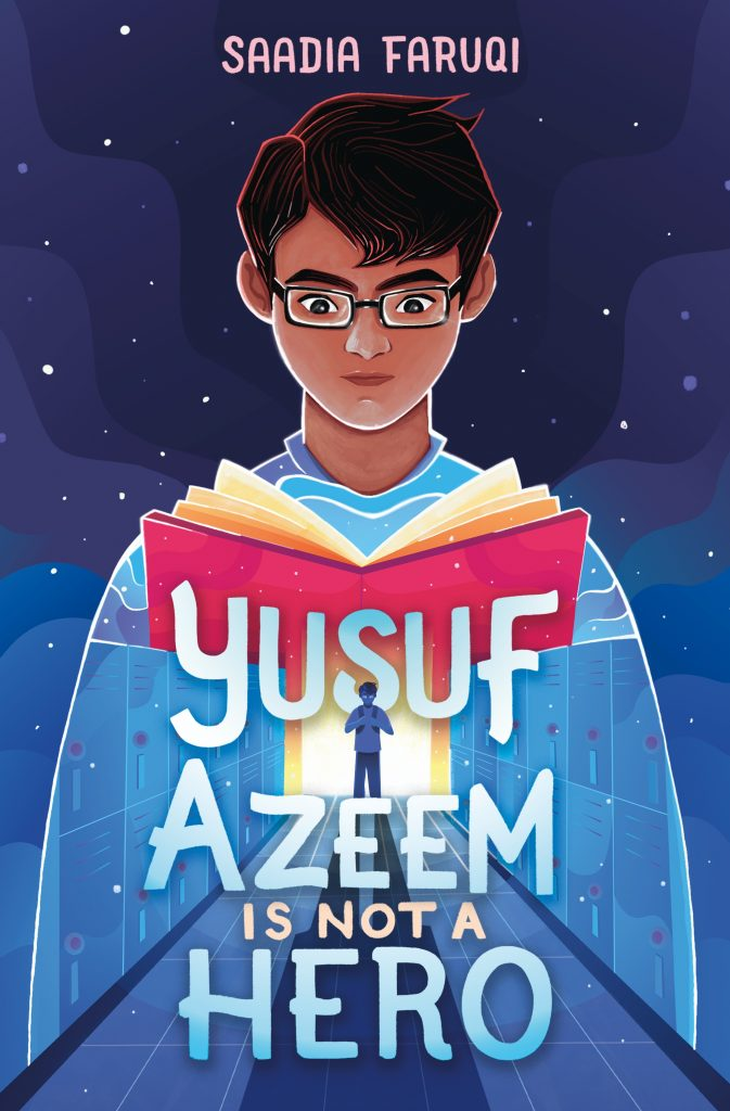 Yusuf Azeem is Not a Hero