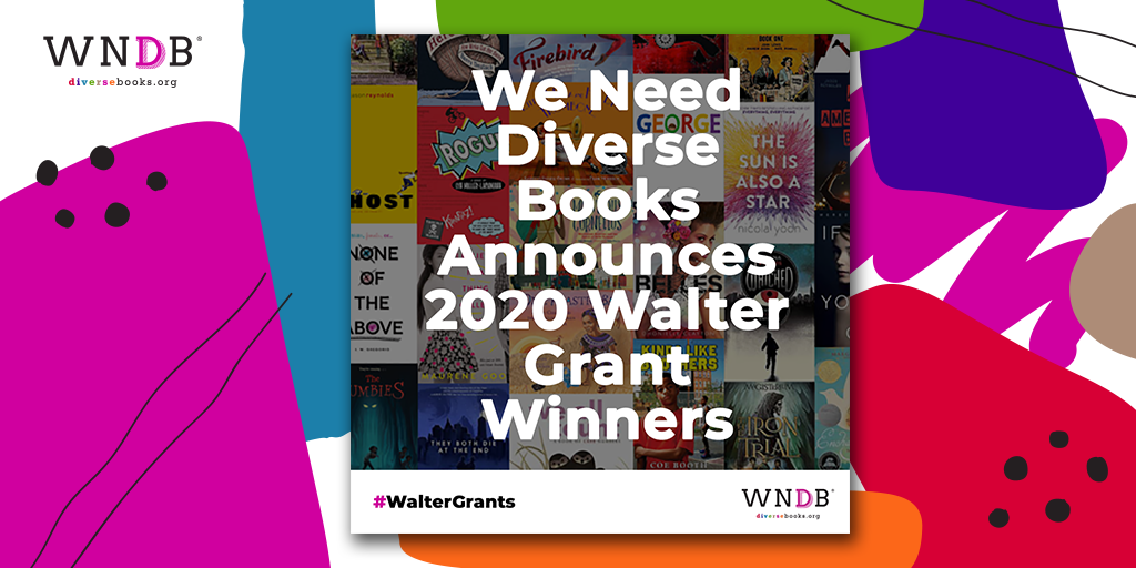 Congratulations to the 2020 Walter Grant Winners