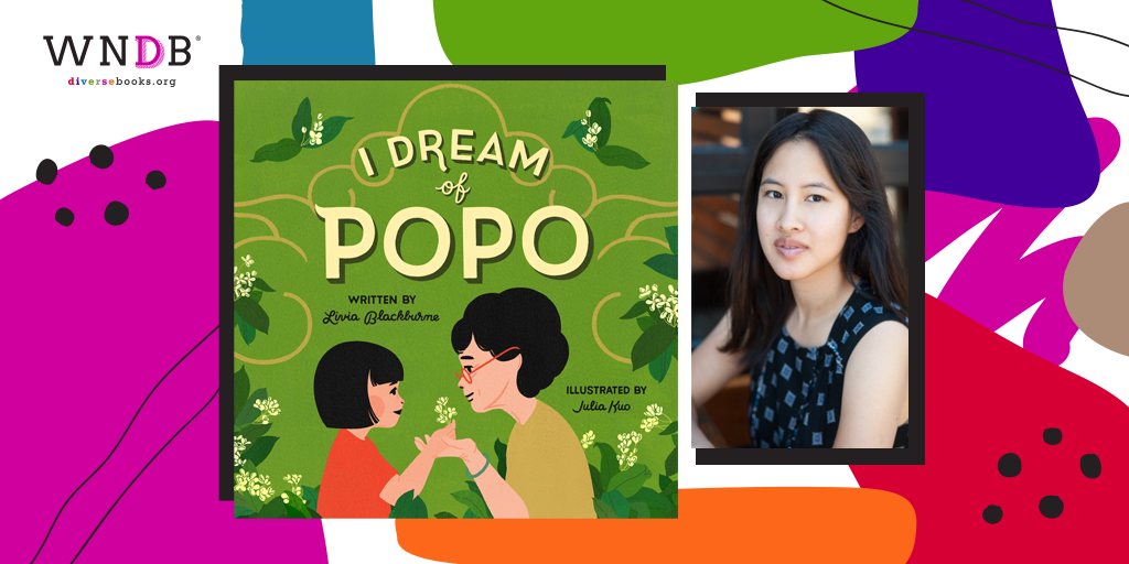I DREAM OF POPO Blog Header