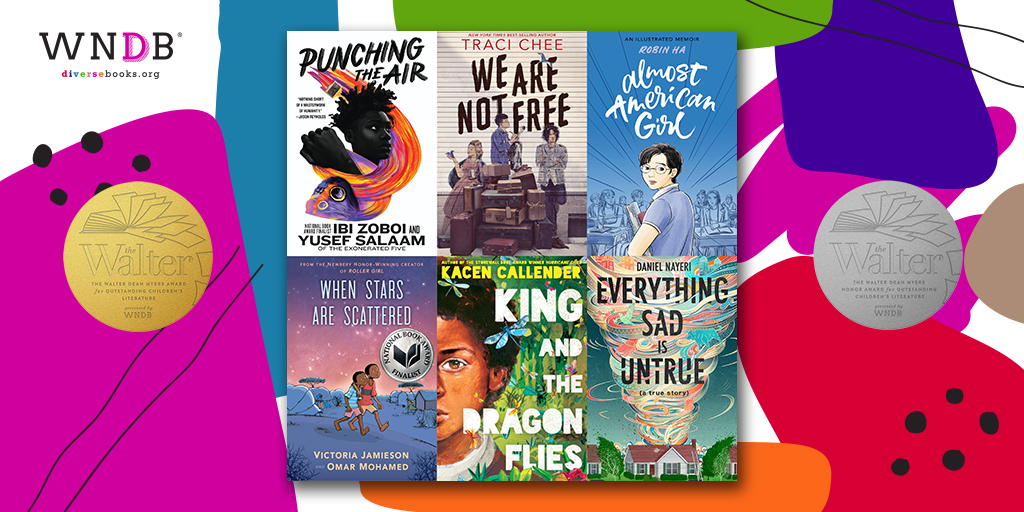 We​ ​Need​ ​Diverse​ ​Books Announces the ​2021​ ​Symposium on Diversity in Children's Literature and the Walter​ ​Dean​ ​Myers​ ​Awards​ ​and​ ​Honor​ ​Books for​ ​Outstanding ​Children's​ Literature