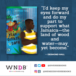 I'd keep my eyes forward and do my part to support what Jamaica—the land of wood and water—may yet become.