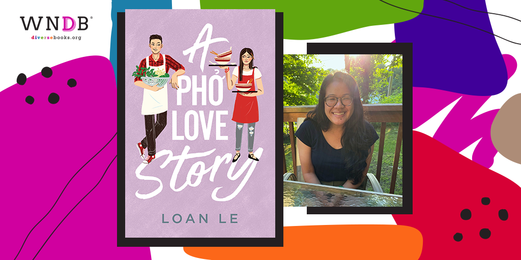 A Phở Love Story by Loan Le Is Rivals-to-Lovers With Competing PHở Restaurants