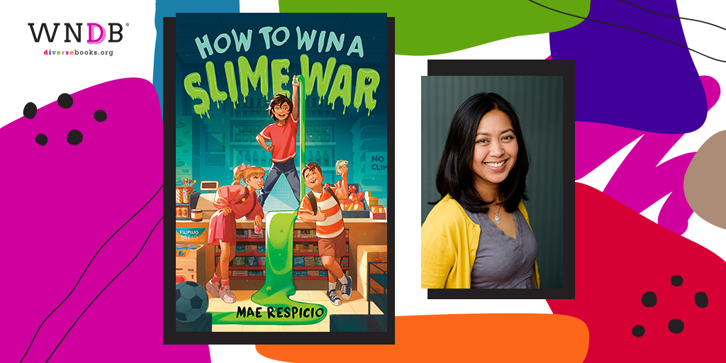 Cover Reveal for How to Win a Slime War by Mae Respicio