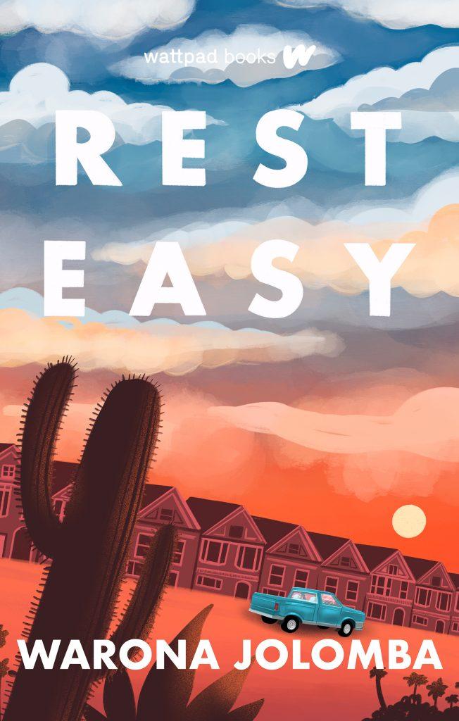 Rest Easy by Warona Jolomba