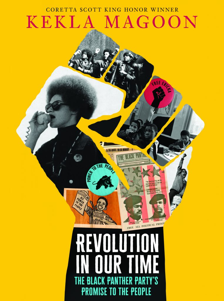 Revolution in Our Time by Kekla Magoon