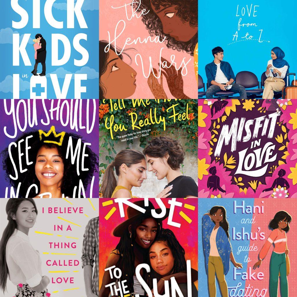 6 Romance Authors
