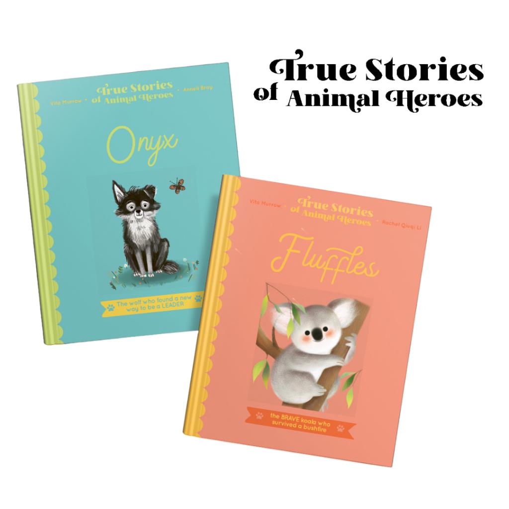 True Stories of Animal Heroes Series photo