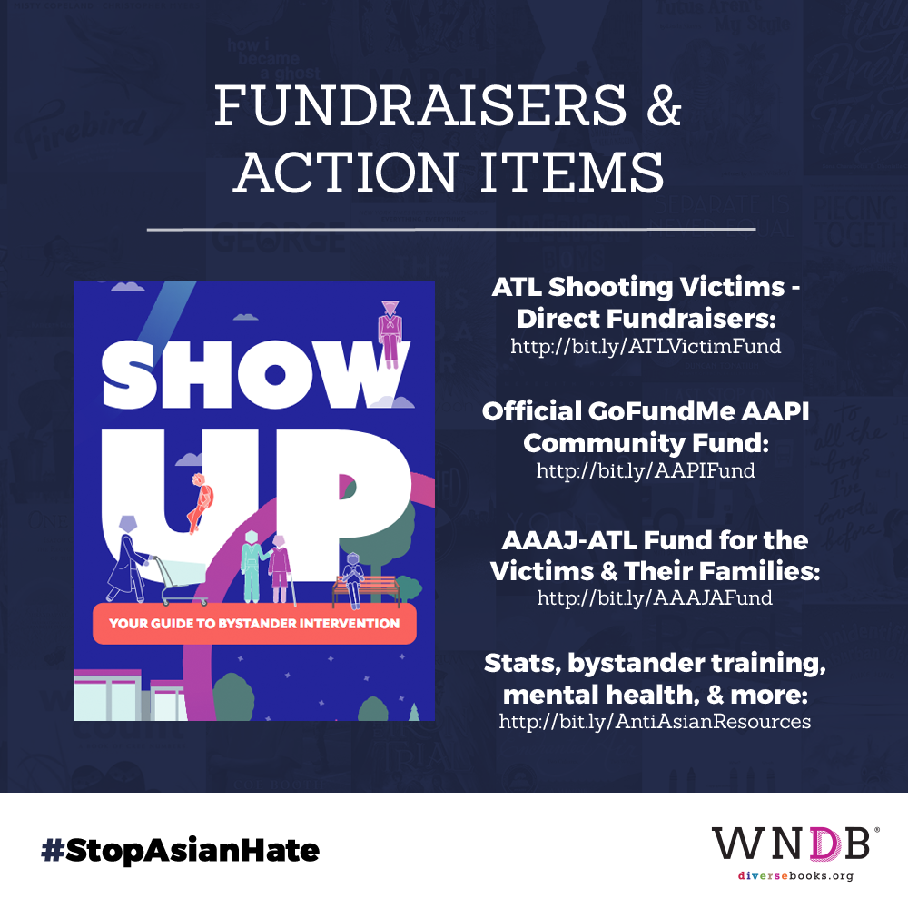 Fundraisers and action items