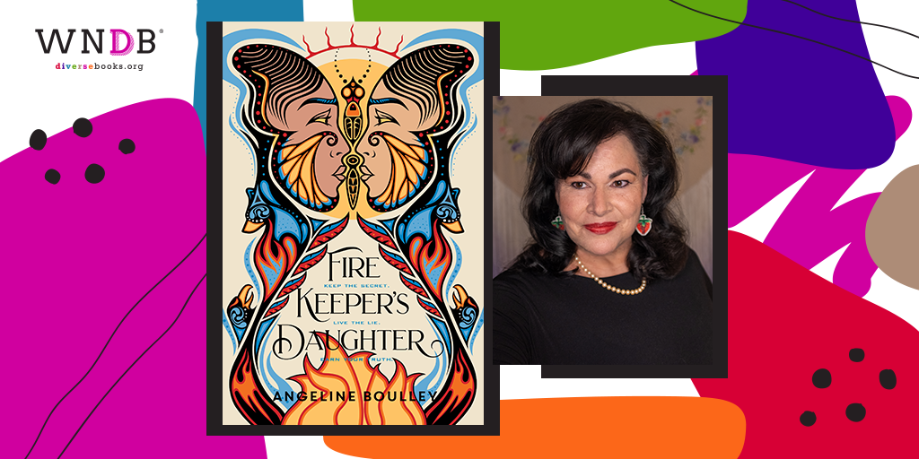 Q&A With Angeline Boulley, Firekeeper's Daughter