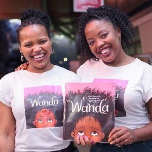 Sihle Nontshokweni and Mathabo Tlali