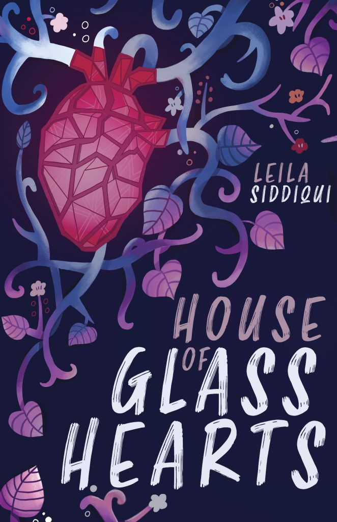 House of Glass Hearts cover reveal