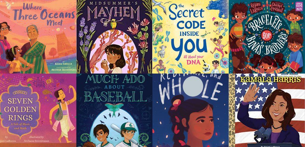 Rajani LaRocca recent book titles