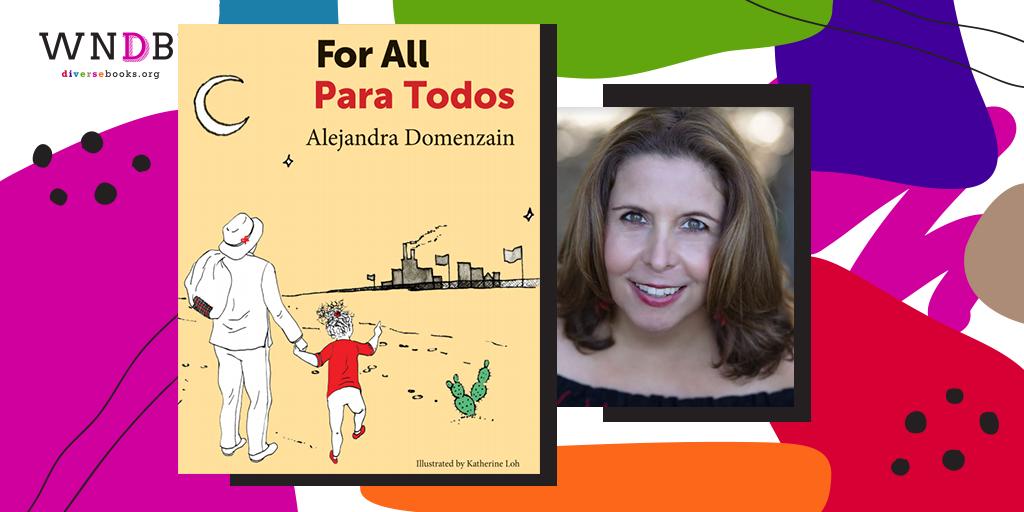 Q&A With Alejandra Domenzain, For All/ Para Todos