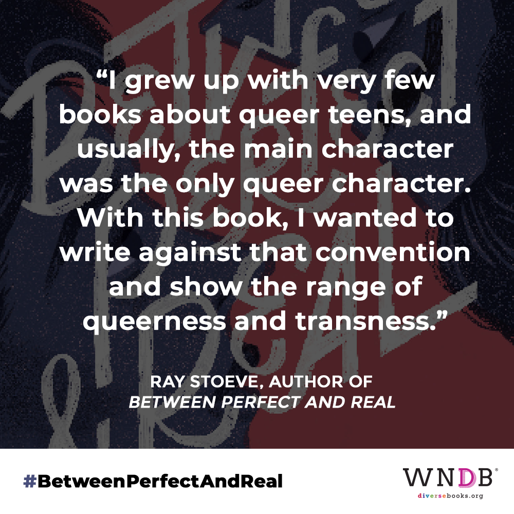 I grew up with very few books about queer teens, and usually, the main character was the only queer character. With this book, I wanted to write against that convention and show the range of queerness and transness