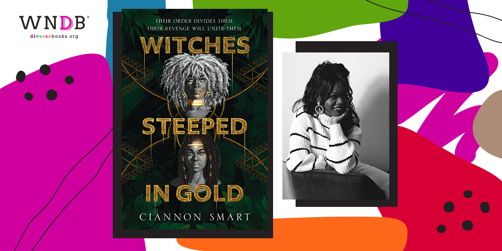 Q&A With Ciannon Smart, Witches Steeped in Gold