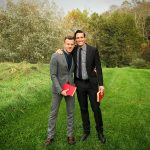 Ryan Brockington and Isaac Webster