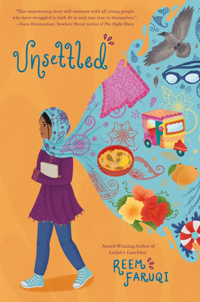 Unsettled by Reem Faruqi